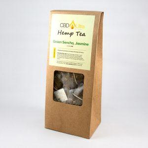 Hemp, Jasmine & Green Tea