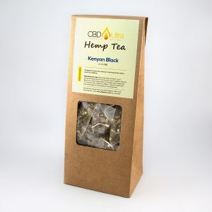 Hemp & Kenyan Black Tea