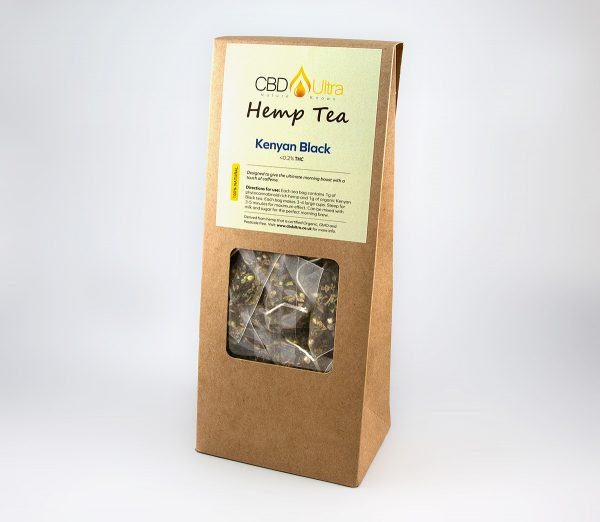 Hemp & Kenyan Black Tea