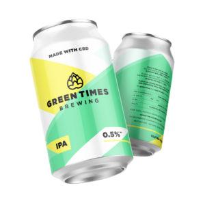 Greentimes CBD I.P.A