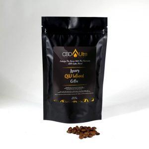 Luxury CBD Infused Coffee Beans