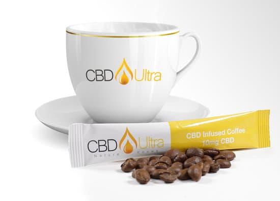 CBD Ultra Instant CBD Coffee Sachets