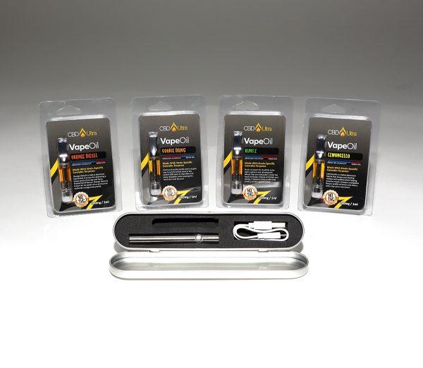 CBD Ultra Cannabis Inspired Starter Kit